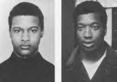 Black Panthers Fred Hampton, 21, and Mark Clark, 22, were gunned down by 14 police officers as they lie sleeping in their Chicago, Illinois, apartment. About a hundred bullets had been fired in what police described as a fierce gun battle with members of the Black Panther Party. However, ballist