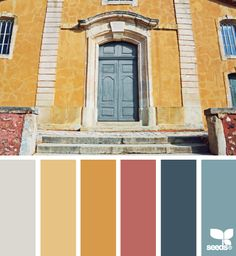 a Door Colour