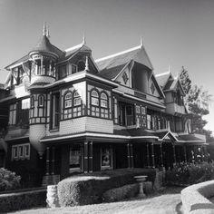 """Das Winchester House - Die Vorlage für den Film """"Haus der Verdammnis"""""""