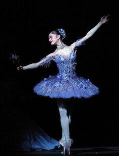 Marianela Nunez as the Lilac Fairy