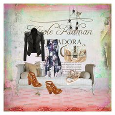 """""""ev3"""" by evshion on Polyvore featuring Ally Fashion, Bamboo, Valentino and Bloomingdale's"""