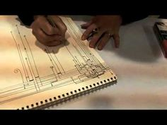 How to Zentangle with Suzanne McNeill - YouTube