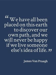 Inspirational Quote | James Van Praagh