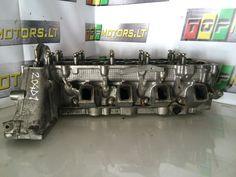 2000 204D1 BMW 2.0 DIESEL ENGINE CYLINDER HEAD 2 246 601