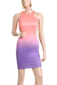 Image of CutOut Ombre Dress