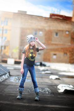 Photographer Spotlight : Audrey Woulard - punk kid shot.