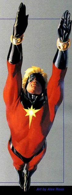 Kree Captain Mar-Vell