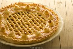 Receta de empanada de hojaldre y bonito. Muy sencilla, crujiente y riquísima. Solo un truco usar un bonito de calidad.