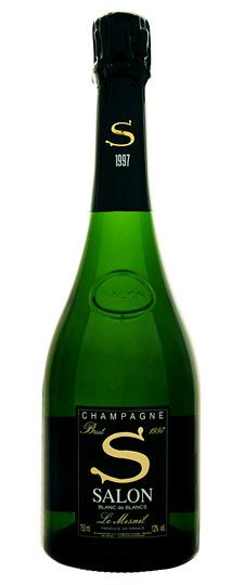 1997 Salon Brut Blanc de Blancs Champagne