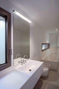 Illuminare un bagno cieco - Barra luminosa