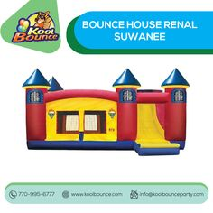 Are you searching for Bounce House Rental Suwanee? Kool Bounce Party offers Bounce House on rental in Suwanee. Call us at for any inquiry? Bounce House Parties, House Party, Moonwalk Rentals, Inflatable Rentals, Bounce House Rentals, Party Needs, It's Your Birthday, More Fun, Castles