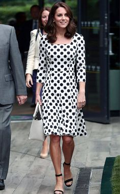 Kate Middleton Debuts Shorter New Haircut at Wimbledon Ahead of Family Trip to Germany