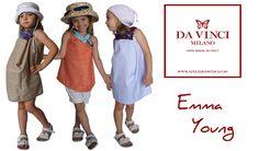 Emma for Young Fashion Girls by Atelier da Vinci Milano