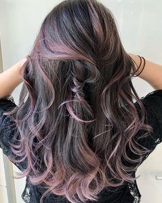 Cool Hair Color, Love Hair, Hair Highlights, Hair Inspo, Dyed Hair, Cool Hairstyles, Hair Beauty, Long Hair Styles, My Style
