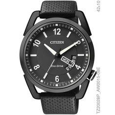 Relógio Citizen Ecodrive Masculino Ref: Tz20028p Solar