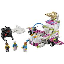 The LEGO Movie Ice Cream Truck by LEGO Systems  http://the-parenting-center.com/the-lego-movie-ice-cream-truck/