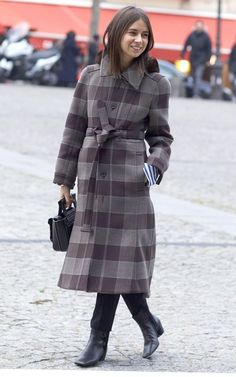 Natasha Goldenberg - Style tips to steal from the best dressed at Couture - January 2017