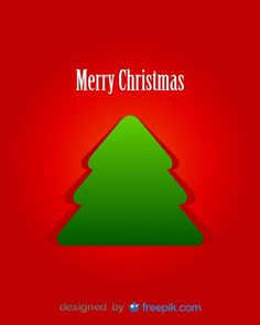 Christmas Tree Free Vector