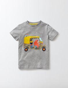 Animal Antics T-shirt 23055 - Grey Marl £15-17