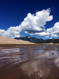 Great Sand Dunes National Park and Preserve. Mosca, CO. #beentheredenimthat 8.17.14.