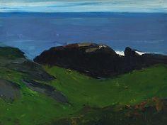 Sea and Shore, 1916-19Edward Hopper