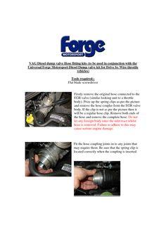 dump valves for diesels HQDln3Ts