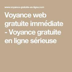 Voyance web gratuite immédiate - Voyance gratuite en ligne sérieuse 0c6c19cc13fa