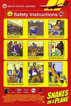 Airline Safety Cards – an interesting history. @eurochange