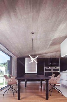 Charming BD Barcelona   Olvidada Hanging Lamp With Black Cable