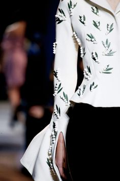 styleisviral: Dior S/S 2016 Haute Couture...