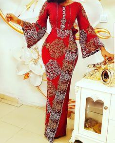 Ankara styles 516928863480242638 - 25 Latest Ankara Long Gown Styles For Africa. - Ankara styles 516928863480242638 – 25 Latest Ankara Long Gown Styles For African Slay Queens (Photos) Source by yolakassa Source by - African Dresses For Kids, African Maxi Dresses, African Fashion Ankara, Latest African Fashion Dresses, African Print Fashion, African Attire, African Kids, African Prints, Latest Ankara Dresses