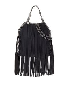 6de03541180c Falabella Mini Fringe Tote Bag