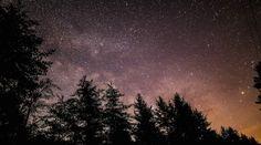 La Vía Láctea desde Wisconsin, Estados Unidos   El Universo Hoy
