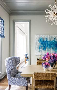 dining room | Andrew Howard Interior Design