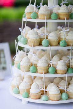 Cupcake Stand Wedding Cupcake Stand Cake Stand by YourDivineAffair