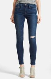 Frame Denim 'Le Skinny de Jeanne' Jeans (Runyon Canyon)