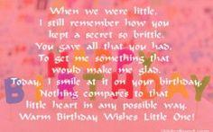 Happy Birthday Brother Quotes Poems