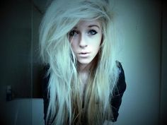 I apologise for blowing up people's Pinterests....but I love the hair