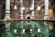 Banys Arabs, cent baths in Palma Cool Places To Visit, Places To Go, Travel Around The World, Around The Worlds, Spanish Towns, Barcelona, Balearic Islands, World Pictures, Worldwide Travel