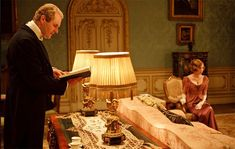 """The Sets of PBS's """"Downton Abbey"""" : Architectural Digest"""