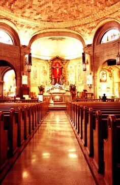 St. Lawrence Catholic Basilica, Asheville, North Carolina