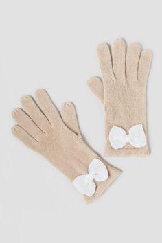 Geneva Bow Gloves