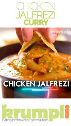 Curry Recipes, Meat Recipes, Indian Food Recipes, Asian Recipes, Cooking Recipes, Cooked Chicken Recipes, Chicken Recipes Video, Chicken Jalfrezi Recipe, Chicken