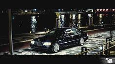 Mercedes-Benz 400SE W140 1992 M119 benzmotive.pl