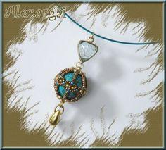 Schéma Perle perlée Lévi - schémas perles perlées by Alexargai - Everything Else - Glass Jewellery - DaWanda