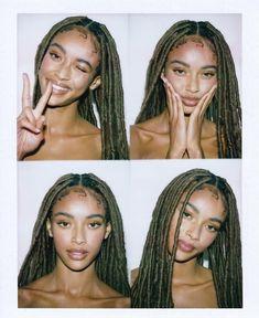 Black Girls Hairstyles, Pretty Hairstyles, Braided Hairstyles, Black Girl Aesthetic, Aesthetic Hair, Aesthetic Beauty, Hair Inspo, Hair Inspiration, Curly Hair Styles