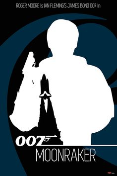 James Bond 007 - Poster Special Edition - Moonraker 2