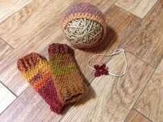 Wool varigated Leg Warmers Beanie  by FitForAngels, $25.00  #red #burgundy #hat #wool #yarn #crochet #newborn #infant #baby #holiday #leggings #headband #variegated #adjustable #flower #elastic #white #cream #ecru #socks #stockinghat #photography #photoprop #prop