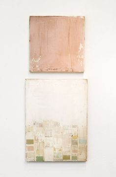Color Chip By Jane Hambleton a mixed media painting at Seager Gray Gallery in Mill Valley California San Francisco Bay Area