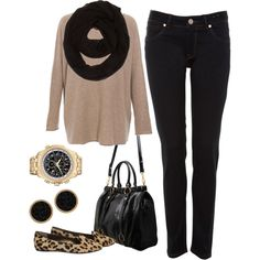 """""""real outfit 